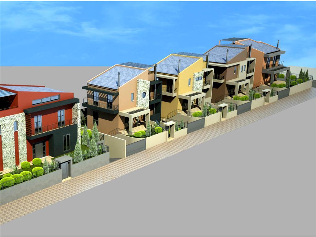 Недвижимость побережье греция