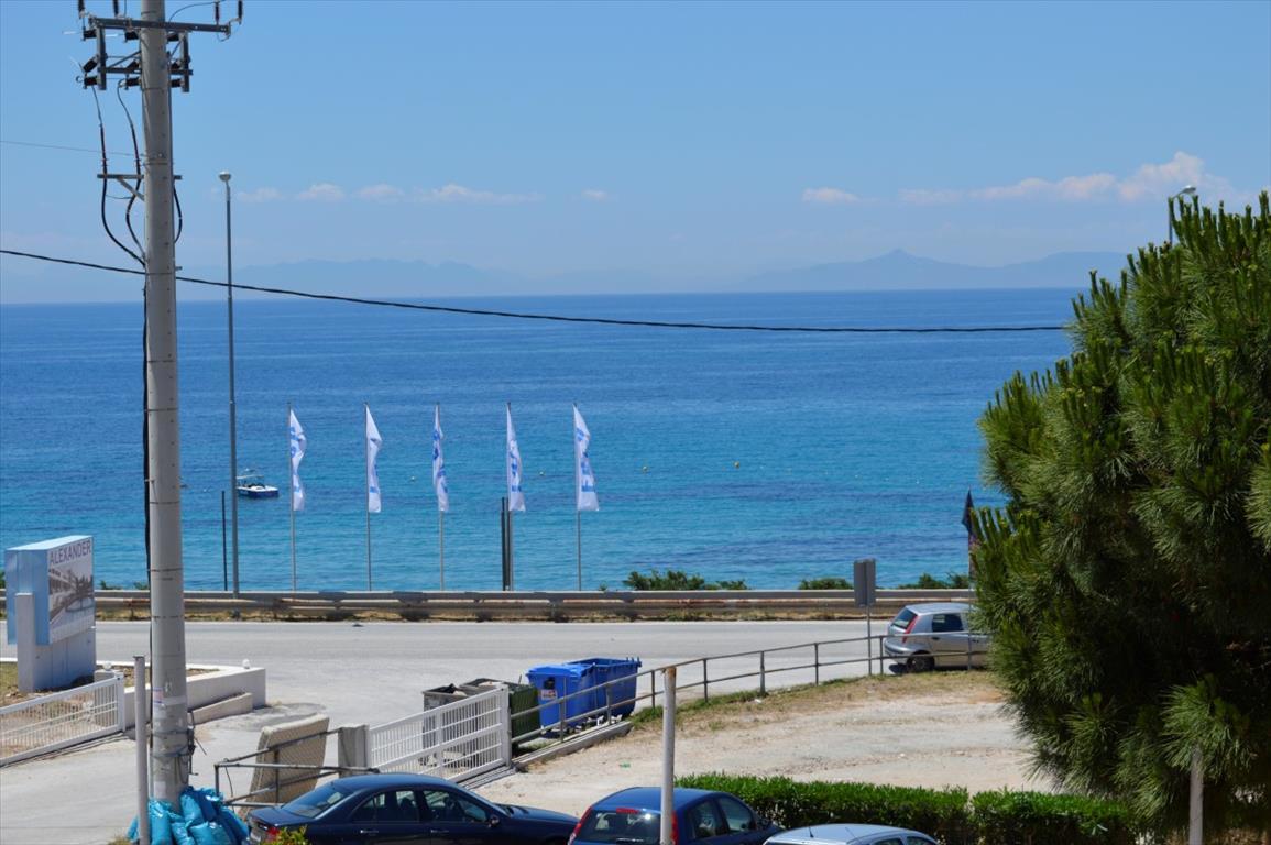 Вилла на берегу греции