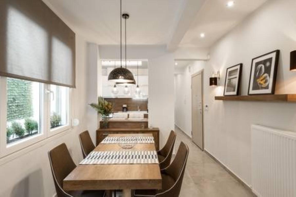 Новые квартиры в греции