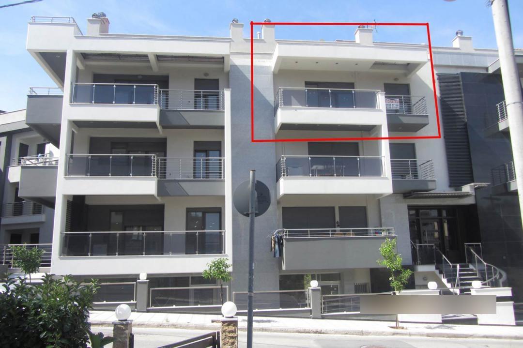 Квартира в салоники греции