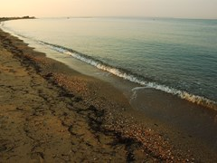 Beach in Flogita, Chalkidiki, Greece