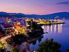 Morning lights of Neos Marmaras, Greece