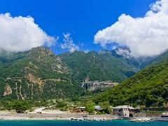 Agios-Pavlos-Monastery-on-Holy-Mount-Athos-(2)