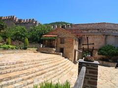 Daily-scene-inside-Xenofontos-Monastery-on-Mount-Athos