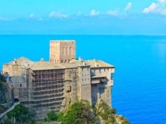 Dionisiou-Monastery-on-Mount-Athos