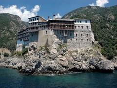Gregoriat-monastery-in-Holy-Mount-Athos