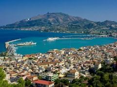Город Закинф, Греция
