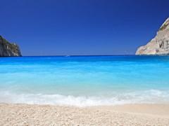 Пляж Навагио остров Закинф