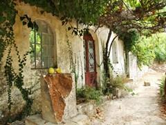 Греческое аббатство, обычный экстерьер Закинф, Греция