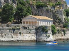 Старый форт Корфу, Греция