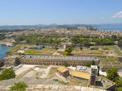Керкира столица острова Корфу