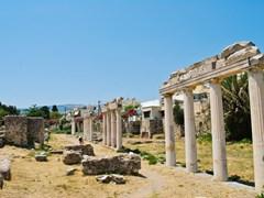 Руины на острове Кос