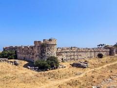 Замок Рыцарей, остров Кос Греция