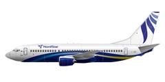 NordStar 737-300-b
