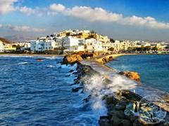 Греческий остров Наксос