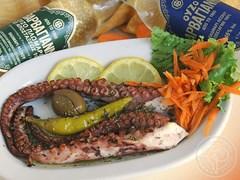 Осьминоги. Греческая кухня