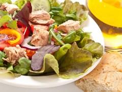 Тоносалата - рыбный салат