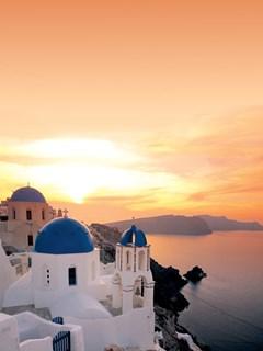 Греческий Санторини
