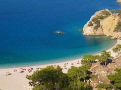 Карпатос - вкус рая, удивительный пляж