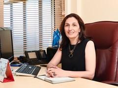 Лика Зосимиду - Вице-президент. Руководство компании