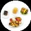 Snack, Menu & Beverages onboard