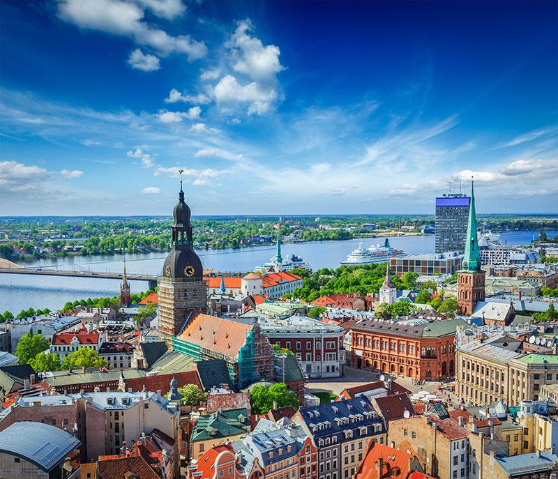 New direct flights Heraklion–Riga and Corfu–Tallinn.