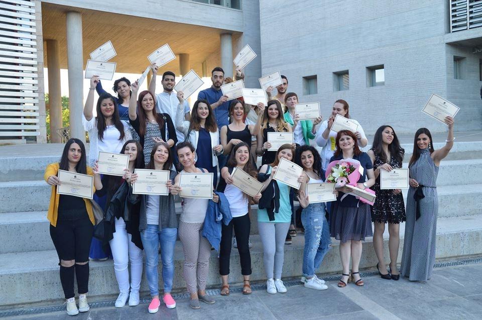 Возобновление сотрудничества муниципалитета города Салоники с холдингом Mouzenidis Group для бесплатного изучения русского языка
