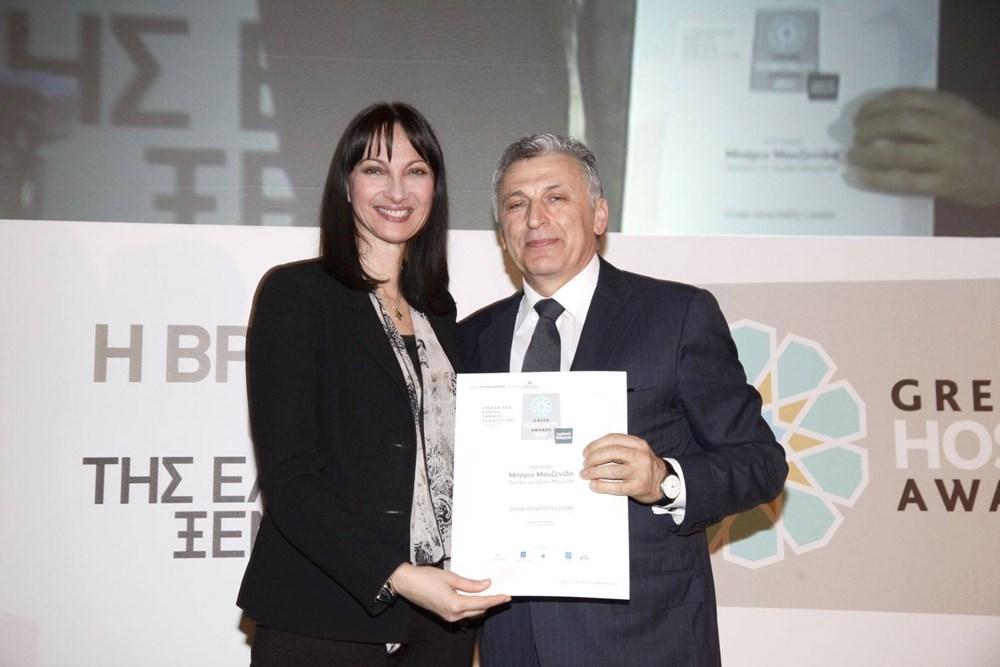 Mr. Boris Mouzenidis is one of the leading figures in tourism for 2017.