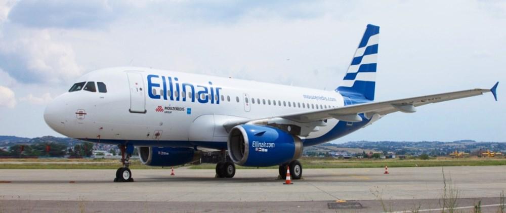 Начало осуществления трех еженедельных рейсов в / из Салоники-Афины!