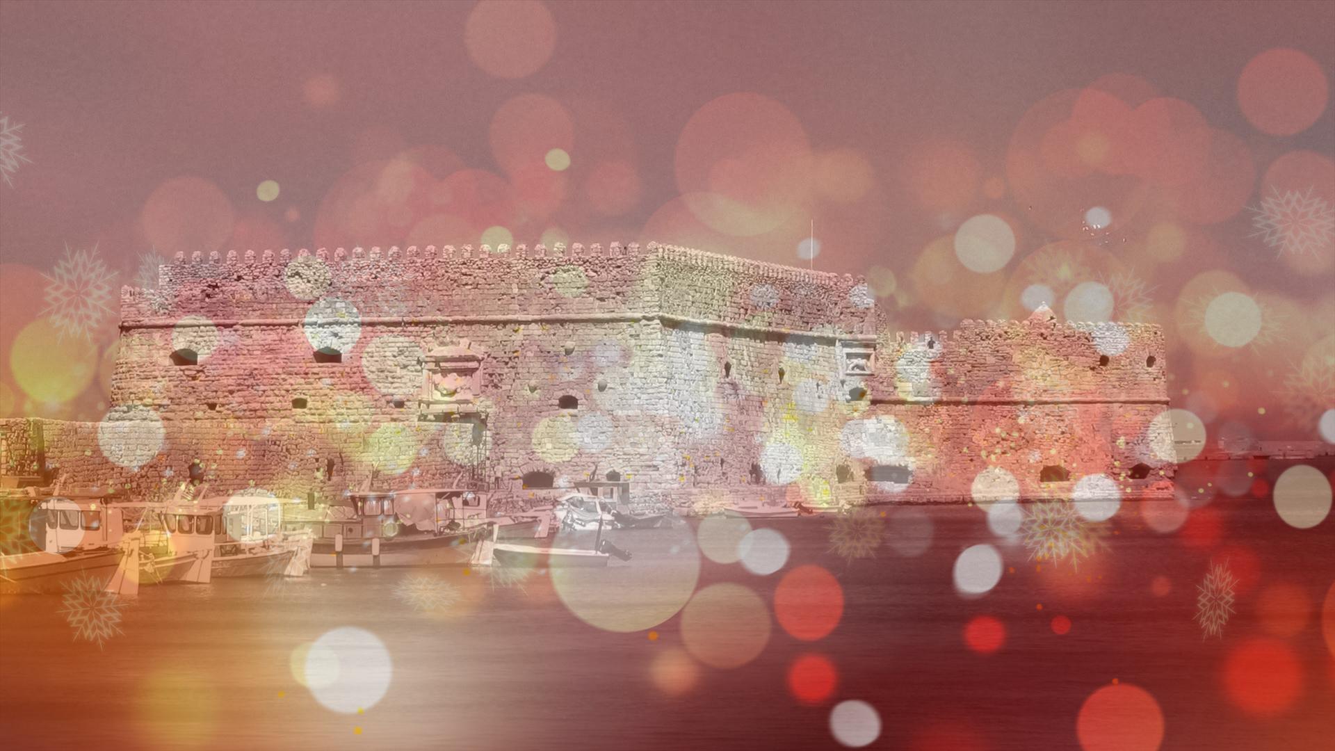 pre Christmas offer: Θεσσαλονίκη- Ηράκλειο με επιστροφή από 87.89€!