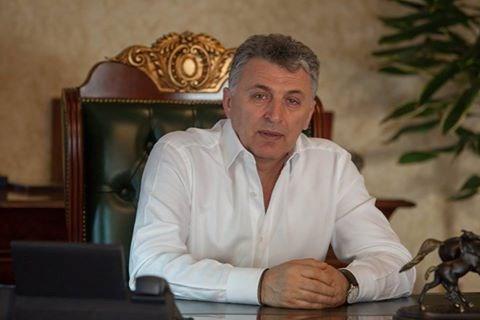 Mr. Boris Mouzenidis was proclaimed a honorary consul of Belarus.