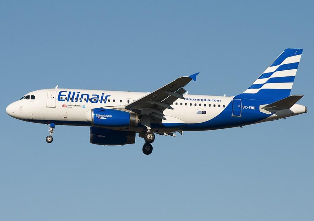 Новые внутренние направления и возобновление полетов авиакомпании Ellinair