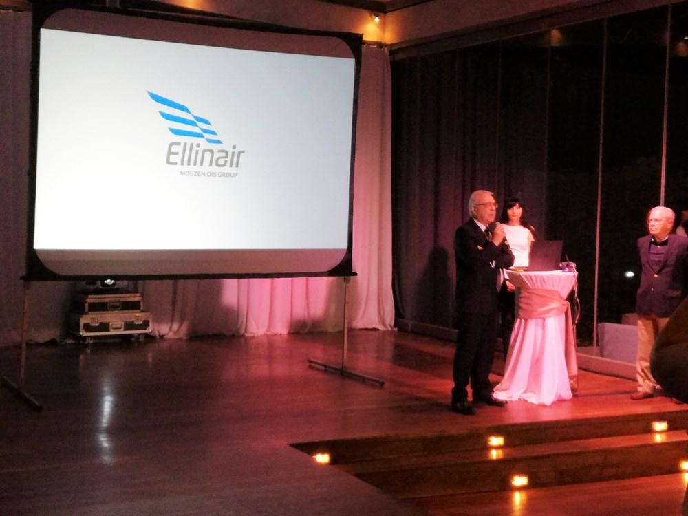 Παρουσίαση της Ellinair σε ταξιδιωτικούς πράκτορες  της Αθήνας και του Πειραιά.