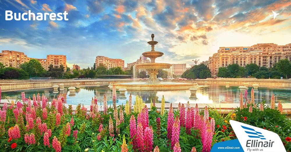 Travel to Romania with Ellinair!