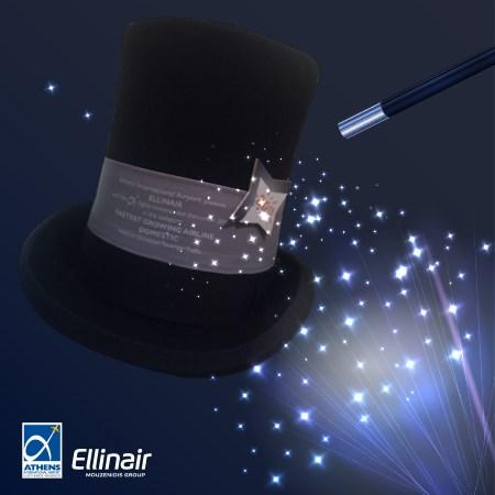 Διάκριση της Ellinair στο 20° Συνέδριο Marketing Αεροπορικών Εταιρειών του ΔΑΑ.