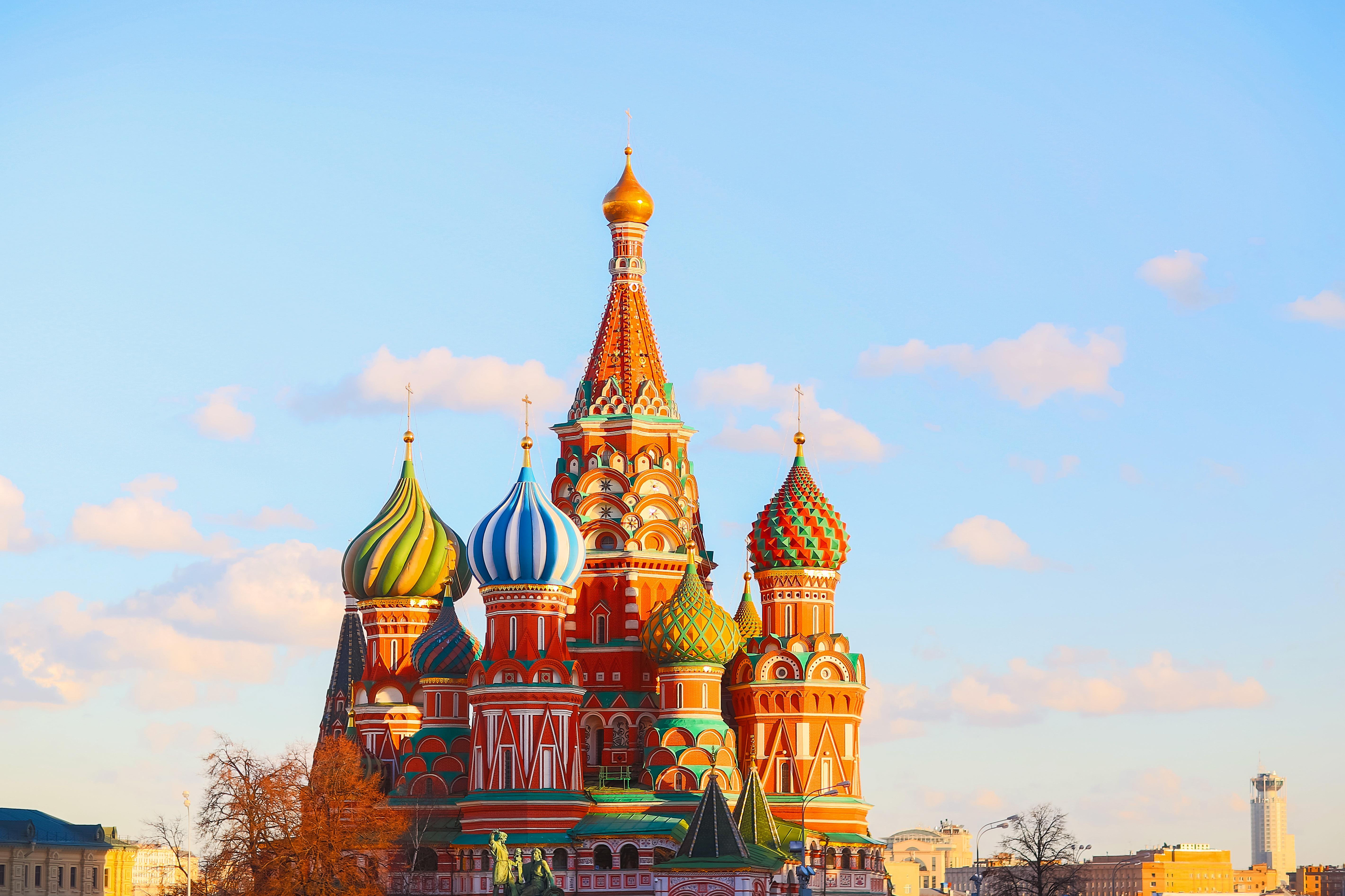 Θεσσαλονίκη- Μόσχα: Πτήσεις όλο τον χρόνο!