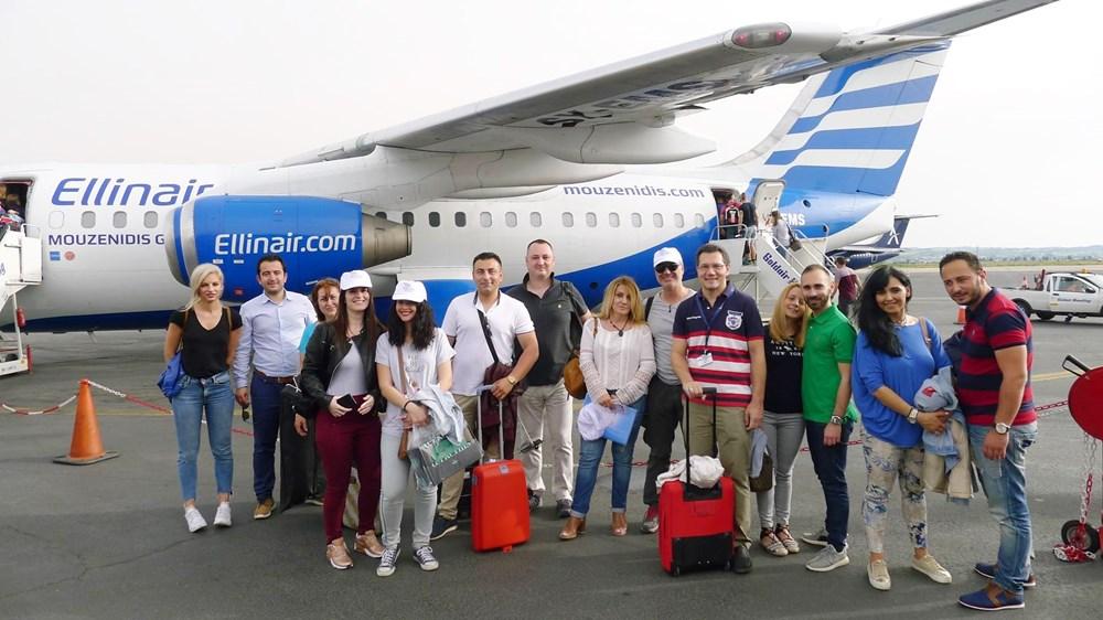 """Fam trip"" στη Ρόδο με την Ellinair και τον Zorpidis Travel"