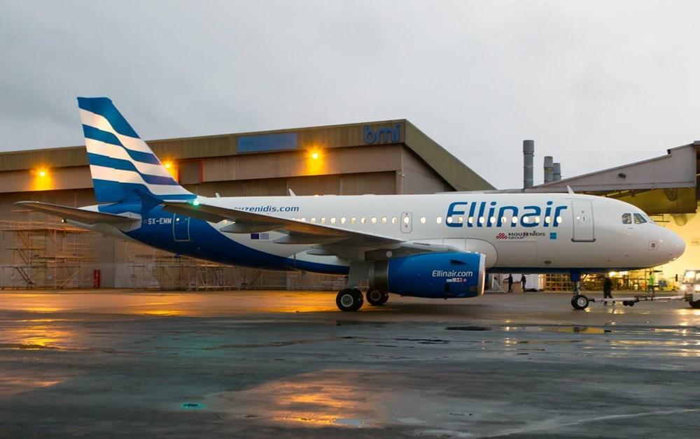 Νέο αεροσκάφος τύπου Airbus 319 στον στόλο της Ellinair!