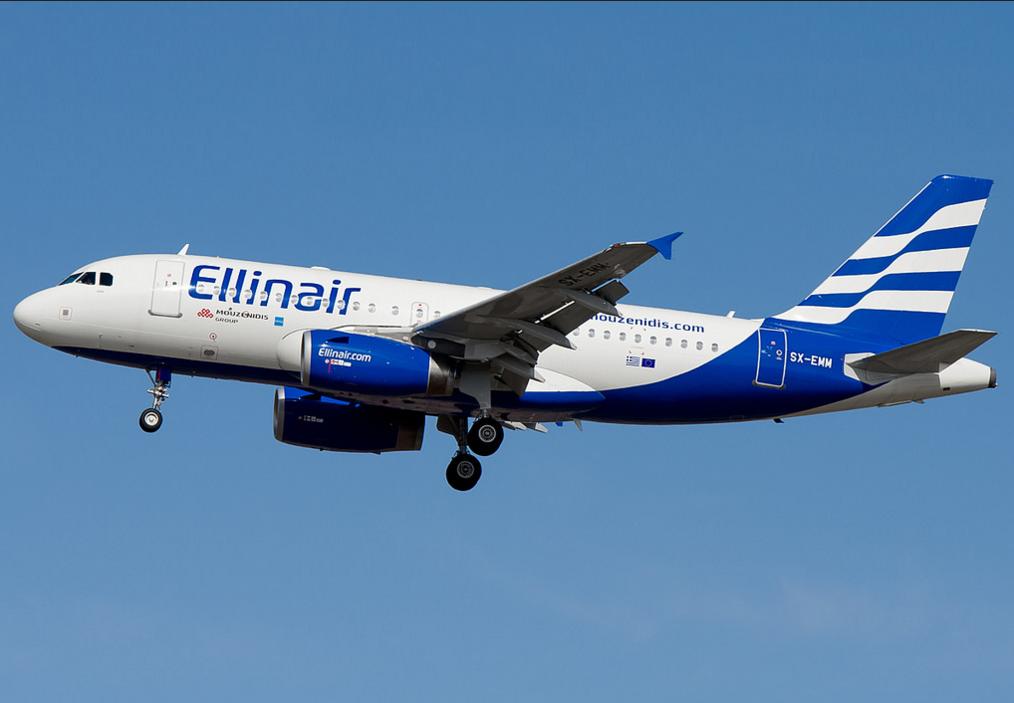 Δυο ακόμη αεροσκάφη προσθέτει η Ellinair στο στόλο της