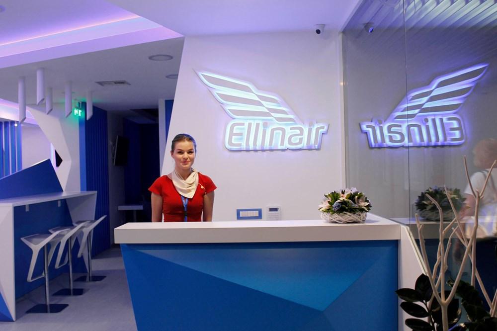 Авиакомпания Ellinair открывает собственный CIP зал ANEMOS в аэропорту Ираклиона