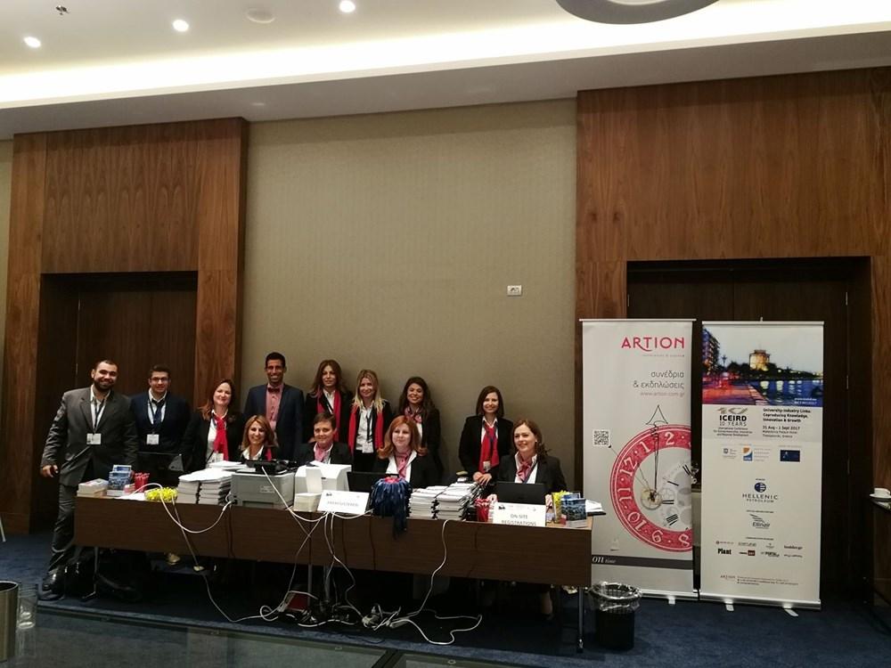H ΕLLINAIR αρωγός στο Διεθνές Συνέδριο Επιχειρηματικότητας, Καινοτομίας και Περιφερειακής Ανάπτυξης ICEIRD 2017.