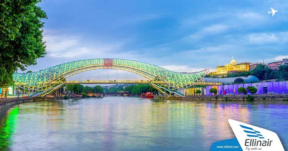 Новое предложение Салоники – Тбилиси от 50,30 евро!