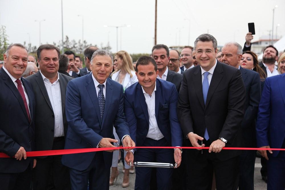 Inspirational opening ceremony of Enigma Mall, Mouzenidis Group.
