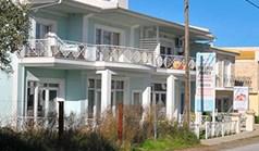 公寓 110 m² 位于萨索斯岛