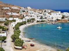 Land 1100 m² in Cyclades