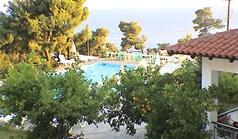 Hotel 2000 m² na Kasandri (Halkidiki)