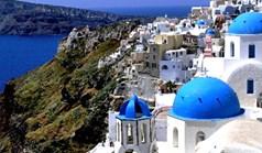 Zemljište na Santoriniju