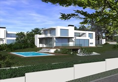 Detached house 330 m² in the suburbs of Thessaloniki