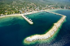 Land 4000 m² on the island of Thassos