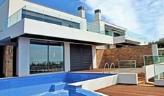 კოტეჯი 340 m² კასანდრაზე (ქალკიდიკი)